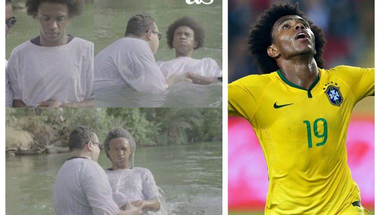 Willian jugará la Copa América con Brasil. (Foto Prensa Libre: Diario AS y Hemeroteca PL)