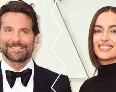 El actor y director Bradley Cooper y la modelo Irina Shayk se separaron de forma amistosa. (Foto Prensa Libre: Hemeroteca PL)