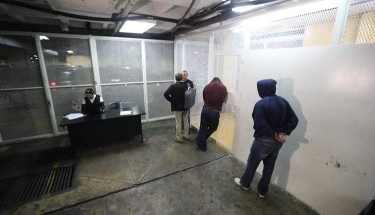 En agosto del 2018 hubo varias capturas por el caso Construcción y Corrupción. (Foto Prensa Libre: Hemeroteca PL).