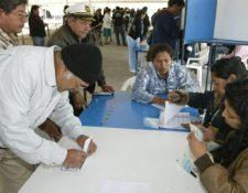 Guatemaltecos se darán cita en las urnas este 16 de junio para elegir a las nuevas autoridades. (Foto Prensa Libre: Hemeroteca PL).