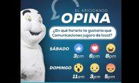 El club crema le pidió la opinión a sus seguidores en redes sociales. (Foto Prensa Libre: Facebook Comunicaciones FC)
