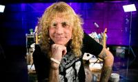 Steven Adler, exbaterista de Guns N 'Roses. (Foto Prensa Libre: Instagram/realstevenadler).