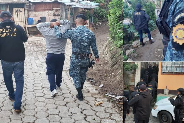 Encapuchados de Bárcenas habrían asesinado a tres vecinos que se negaron a pagar