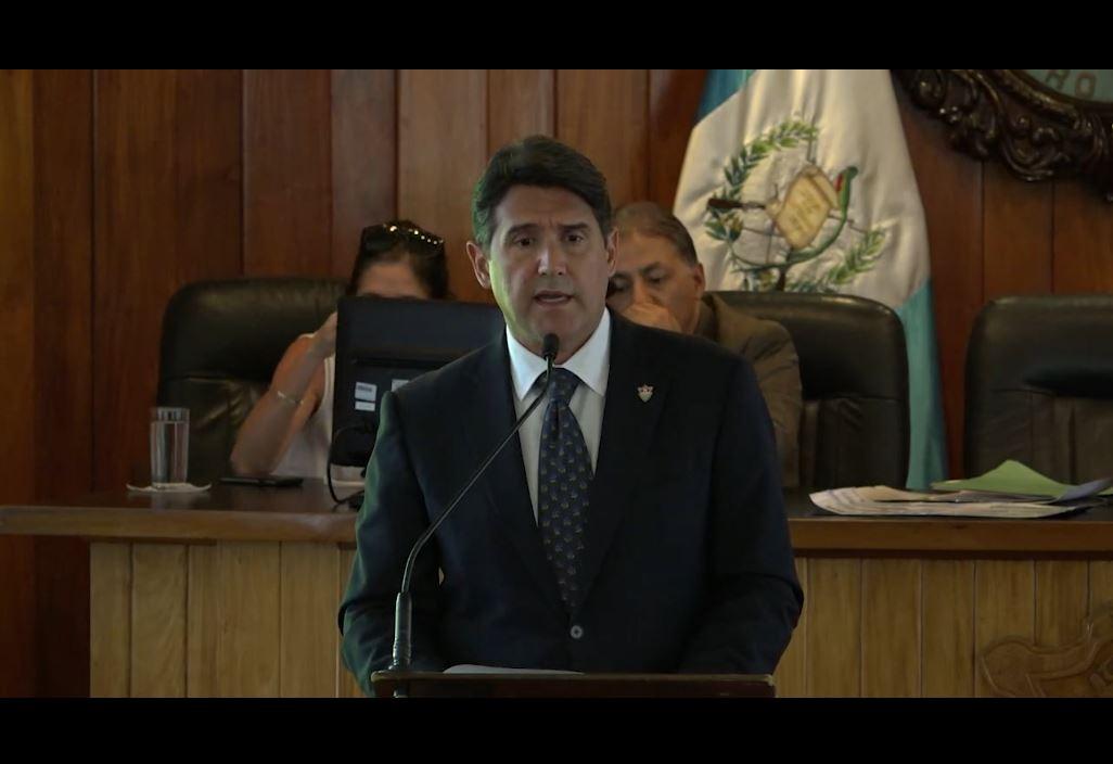 """Alcalde Ricardo Quiñónez dice que acciones de MP y Cicig buscan """"dañar las elecciones"""""""