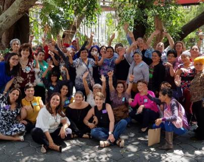 Durante los últimos cuatro años, la Asociación Amándote ha atendido a más de cien mujeres. (Foto Prensa Libre: Cortesía)