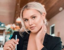 La modelo estadounidense Kinsey Wolanski. (Foto Prensa Libre: Instagram/@kinsey_sue).