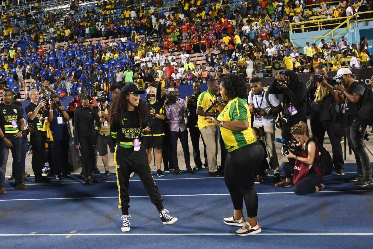 De Bob el defensa a Cedella la embajadora: los Marley y su amor por el fútbol