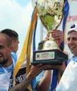 Pablo Mingorance continuará defendiendo al campeón Antigua GFC. (Foto Prensa Libre: Pablo Mingorance)
