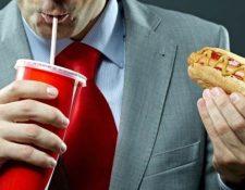 Entre las preferencias de los estadounidenses  está la gastronomía proveniente de otras culturas y no solo la comida rápida. (Foto, Prensa Libre: Hemeroteca PL).