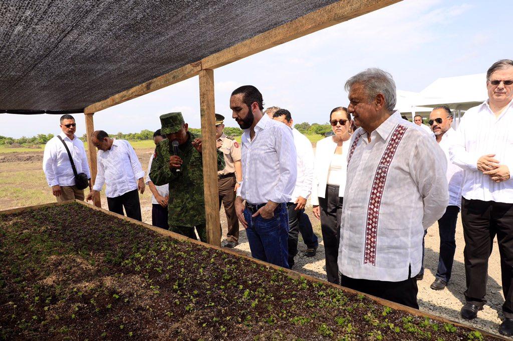 México ofrece apoyo para generar 60 mil empleos para Guatemala, El Salvador y Honduras
