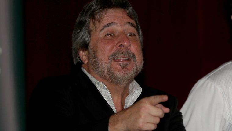 Gerardo Villa, presidente de Municipal confía en que los escarlatas harán un buen torneo Apertura 2019. (Foto Prensa Libre: Carlos Vicente).