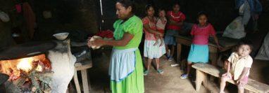 La desnutrición a golpeado a la niñez guatemalteca. (Foto Prensa Libre: Hemeroteca PL)