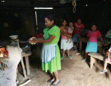 El ritmo de las acciones para disminuir la desnutrición debe acelerarse, recomienda la ONU. (Foto, Prensa Libre: Hemeroteca PL).