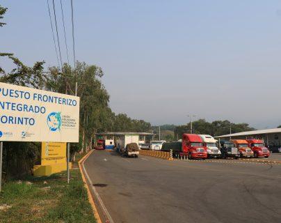 La unión aduanera entre Guatemala y Honduras, es uno de los aspectos que evalúa la Unión Europea. (Foto Prensa Libre: Hemeroteca)