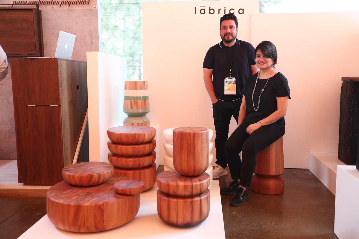 Los muebles inspirados en artesanía de Chinautla que conquistan a compradores extranjeros