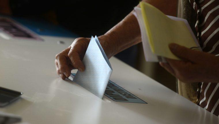 Los guatemaltecos elegirán a autoridades este 16 de junio. Foto Prensa Libre: AFP