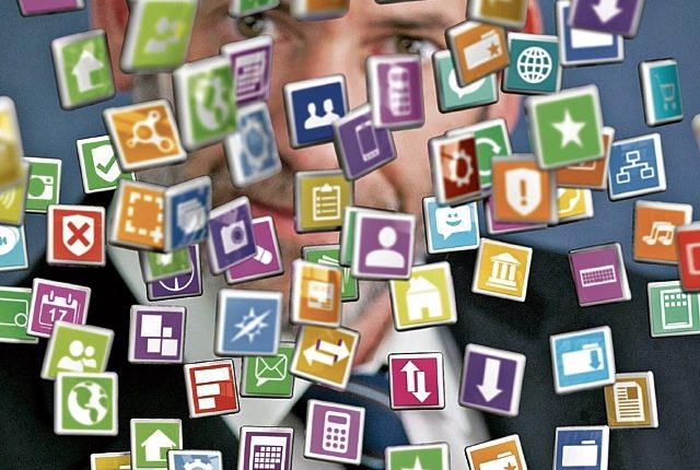 La tecnología pero también la agilidad de sus ejecutivos pueden ayudar al éxito de las empresas. ( Foto, Prensa Libre: Hemeroteca PL).