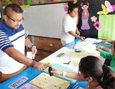 El 29 por ciento de los alcaldes de Quetzaltenango fueron reelectos. (Foto Prensa Libre:: María Longo)