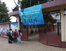 La feria será en el Cunoc de 8.30 a 15 horas y se espera la participación de jóvenes de la región.. (Foto Prensa Libre: María Longo)