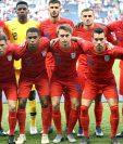 La Selección de Estados Unidos se clasificó a los cuartos de final de la Copa Oro, en el primer lugar del Grupo D. (Foto Prensa Libre: AFP).