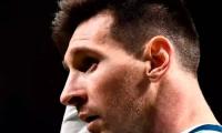 Lionel Messi rompe el silencio y habla de Argentina. (Foto Prensa Libre: AFP)