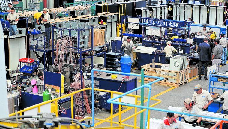 Estados Unidos es el principal socio comercial de Guatemala y las autoridades y los exportadores están a la expectativa de los  posible efectos por la implementación de aranceles a los bienes y productos de  México. (Foto Prensa Libre: Hemeroteca)