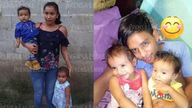 Los cuatro miembros de la  familia Recinos Chicas salieron con rumbo a EE. UU. el 8 de junio de 2019, pero Briseyda, la madre, y Danilson, el hijo más pequeño, fallecieron en Río Bravo, en un lugar cercano a la meta, atravesar la frontera. (Fotos Prensa Libre: Alex Coyoy)