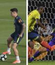 La Copa América 2019 ha tenido como grandes protagonistas a selecciones como Brasil y Colombia. (Foto Prensa Libre: AFP)
