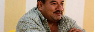 Gerónimo Martínez, alcalde de Huehuetenango. (Foto Prensa Libre: Hemeroteca PL).