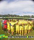 Guastatoya insiste en usar a varios futbolistas extranjeros para potenciar su plantilla, fórmula con la que logró el bicampeonato (Foto Prensa Libre: CD Guastatoya)