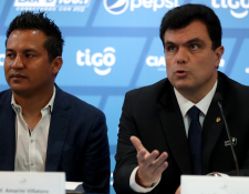 El presidente de la Fedefut Gerardo Paiz tiene en sus manos cambiar el rumbo del futbol guatemalteco. (Foto Prensa Libre: Carlos Vicente)