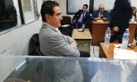 Gustavo Adolfo Alejos Cámbara podrá viajar a la provincia a trabajar. (Foto Prensa Libre: Kenneth Monzón)