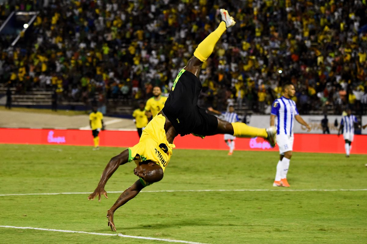 Jamaica domina a Honduras y da un golpe de autoridad en la Copa Oro