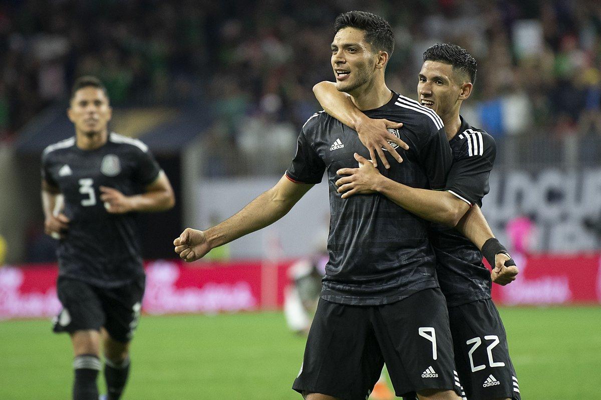 México avanza a semifinales de la Copa Oro al derrotar a Costa Rica y enfrentará a Haití