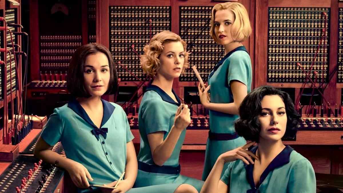 Las chicas del cable: la cuarta temporada ya tiene tráiler y fecha de estreno