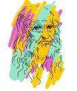 Leonardo da Vinci un genio que sigue impresionando.  (Foto Prensa Libre: Nueva Acrópolis)
