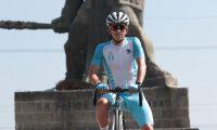 El ciclista quetzalteco, Manuel Rodas, estará en sus terceros Juegos Olímpicos. Foto Prensa libre: Hemeroteca PL.