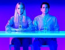 La comedia negra Maniac está basada en la serie de televisión noruega del mismo nombre de Hakon Bast Mossige y Espen PA Lervaag. (Foto Prensa Libre: Netflix)