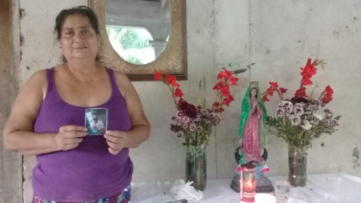 Por medio de fotografías madre reconoce cadáver de su hija con quien migraba a EE. UU.
