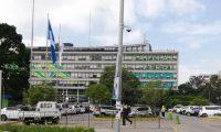 Edificio de la Municipalidad de Guatemala.  (Foto Prensa Libre: HemerotecaPL)