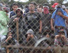 Los centros carcelarios en el país están saturadas, aceptó el presidentente Alejandro Giammattei. (Foto Prensa Libre: Hemeroteca PL)