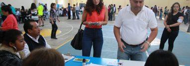 Las Elecciones Generales de 2019 se llevarán a cabo el domingo 16 de junio. (Foto Prensa Libre: Hemeroteca PL)