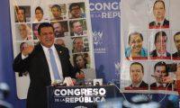 Diputado Estuardo Galdámez se ausentó a cita con pesquisidor. (Foto Prensa Libre: Hemeroteca PL)