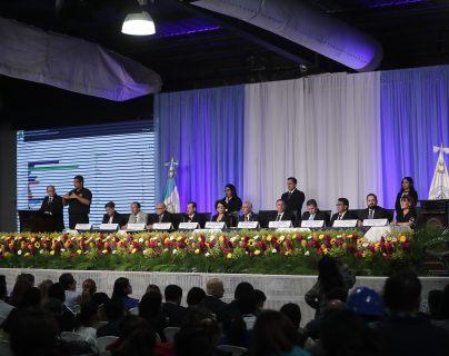 Partidos políticos demandan al Tribunal Supremo Electoral que corrija los errores de la primera vuelta, celebrada el 16 de junio, para transparentar el proceso. (Foto Prensa Libre: Hemeroteca PL)