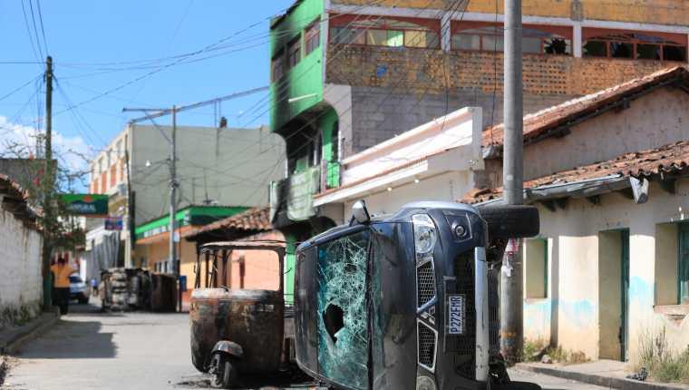 Por amenazas algunos integrantes de las juntas municipales renunciaron, el TSE ya aprobó su sustitución. (Foto Prensa Libre: Hemeroteca)