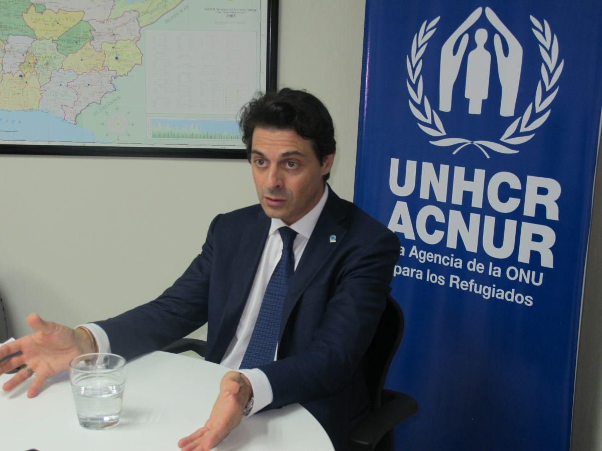 Acnur: No se logra ser un tercer país seguro de un día para otro