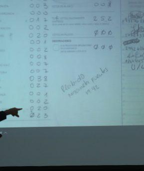 """Ingeniero cuestiona que sistema para conteo de votos """"parece de un estudiante de bachillerato"""""""