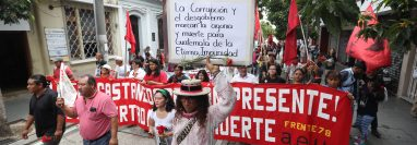El 30 de junio se lleva a cabo la Caminata por la Memoria de las Víctimas del Conflicto Armado Interno en Guatemala.
