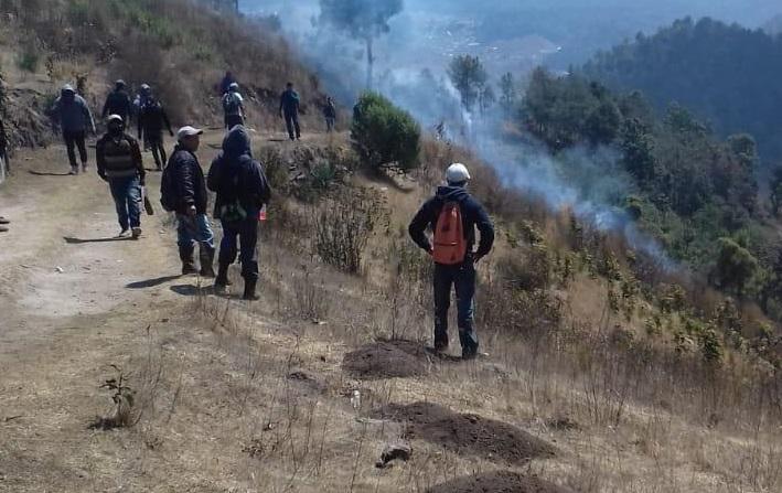 Pobladores de Nahualá y Santa Catarina Ixtahuacán se enfrentan de nuevo