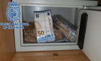 Una organización de narcotraficantes españoles ganaban €1 millón 200 mil a la semana. (Foto Prensa Libre: Policía española)